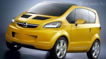 Új kisautót készít az Opel