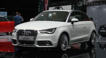 Utcára kerül az Audi villanyautója