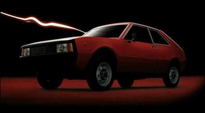 A SEAT 1200 Sport adta az ötletet