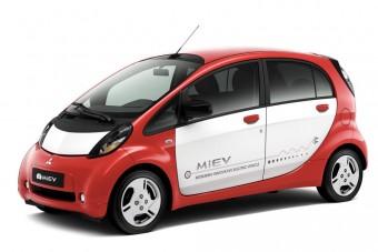 9 millió a Mitsubishi villanyautója