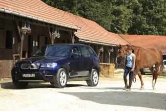 Teszt: BMW X5 40d