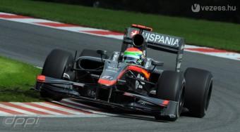 F1: Yamamoto végigcsinálja az idényt