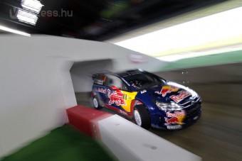 Räikkönen összetörte autóját - videó