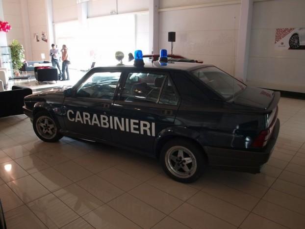 Ezért szerettem volna olasz rendőr lenni gyermekkoromban