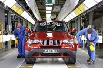 Vége az első BMW X3-asnak