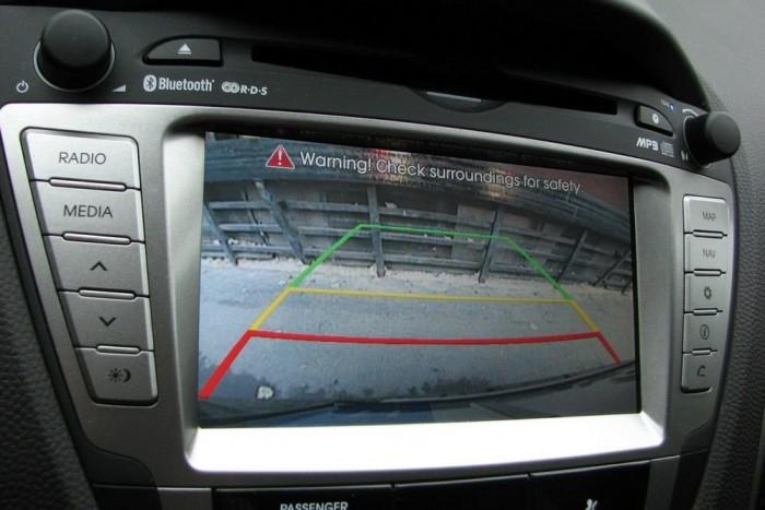 Egy majd' tízmilliós Hyundaihoz tolatókamera is jár