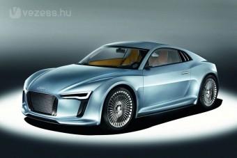 Sísáncon mutatkozik be az új Audi sportkocsi
