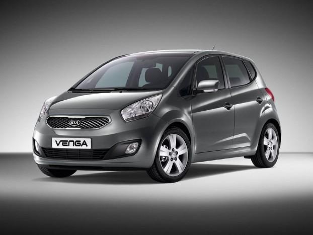 A KIA Venga a koreai gyártó második nagy dobása