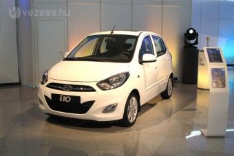 Megújult a Hyundai i10