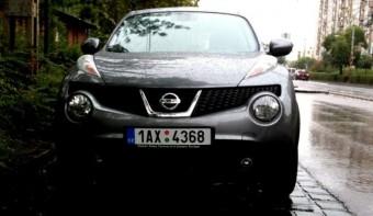 Lányteszt: Flört az új Nissan Juke-kal