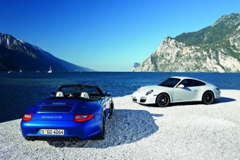 Erősebb, gyorsabb Porsche 911