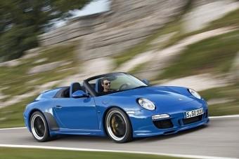 A második legdrágább Porsche