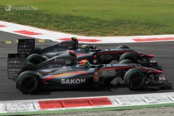 F1: Szerbek vehetik át a kiscsapatot