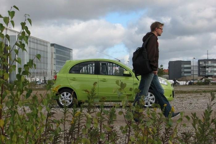 Neki készül: a Micra a nagyvárosi fiatalok autója