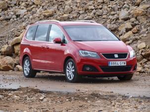 Vezettük: SEAT Alhambra 2010