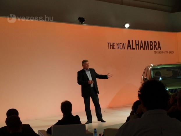 Dr. Vérten Sándor, a Porsche Hungária kommunikációs igazgatója