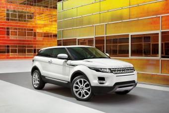 Kisgép a Range Rovertől