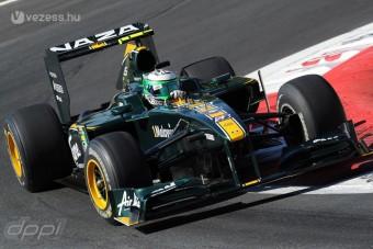 F1: A Lotust eltiltották a saját nevétől