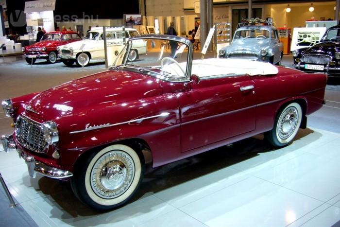 A múlt századi Felicia nyomán készülhet az új nyitott Škoda