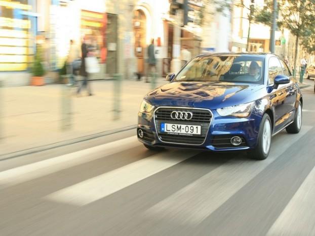 Második nekifutásra ütős lett az Audi kisautó