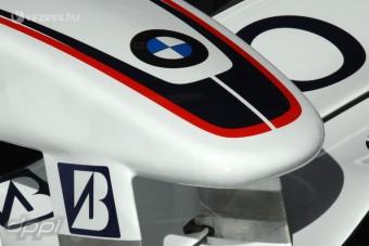 F1: A BMW nem tér vissza