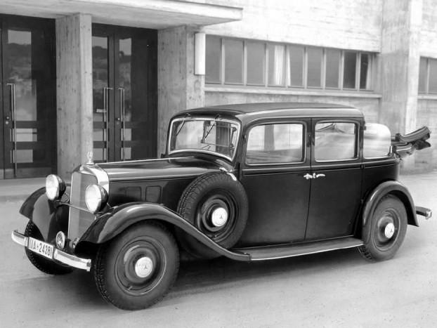 Mercedes 260 D: ilyennel is bonyolíthatta volna a fekete fuvarokat Parti István, ha nem ez lett volna az első dízelmotoros személyautó