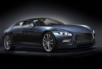 Luxuslimuzint tervez az Aston Martin