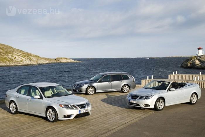 A következő 9-3-ba kerülhetnek elsőként a BMW modellek