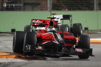 F1: Nem izgul a Virgin-vezér