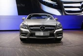 Mercedes CLS premier