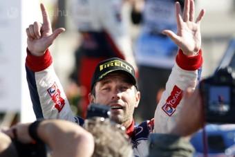 Így nyerte meg a hetediket Loeb