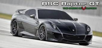 Ferrarinak látszó, 1200 lóerős szörny