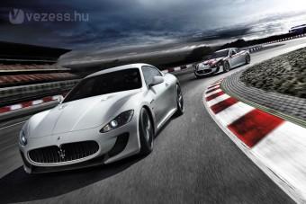 Videón a legerősebb, leggyorsabb Maserati