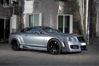 Ha nem elég a legerősebb Bentley