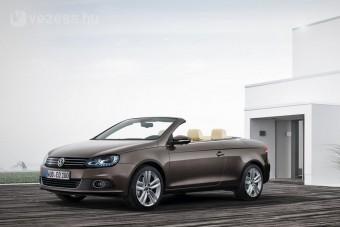 Megújult a Volkswagen kabrió