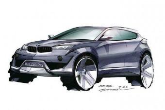 Újabb kupé terepjáró a BMW-től