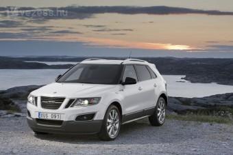Szabadidő-autó a Saabtól