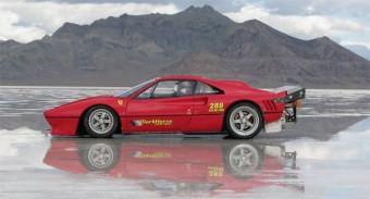 400 felett száguld a leggyorsabb Ferrari