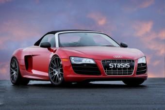 700 lóerős Audi készül