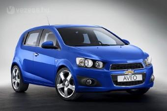 Új Chevrolet szabadidő-autó Aveo alapokon