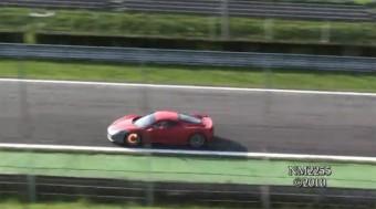 Négy perc Ferrari mámor