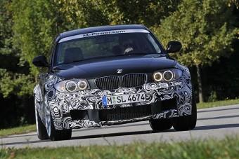 Brutális változat az Egyes BMW-ből