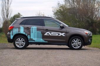 Mitsubishi ASX: Outlander-2