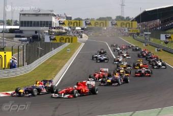 F1: Nincs veszélyben a Magyar Nagydíj