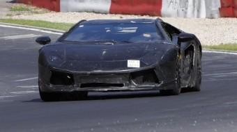 Fogyasztásra gyúr az új Lamborghini