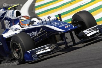 F1: Hülkenberg felejtős a bukiknál