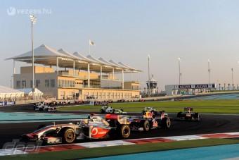 F1: Gyűlnek az ifjoncok