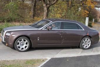 Kis Rolls-Royce-ból is készül nagy