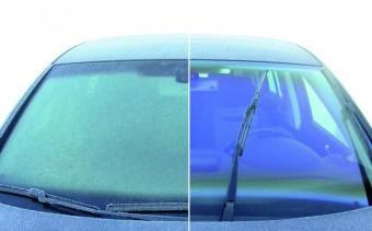 Jégmentes szélvédő a Volkswagentől