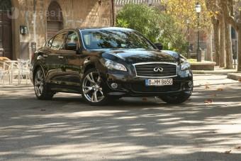 Amikor zajos a Mercedes és kerepel a BMW